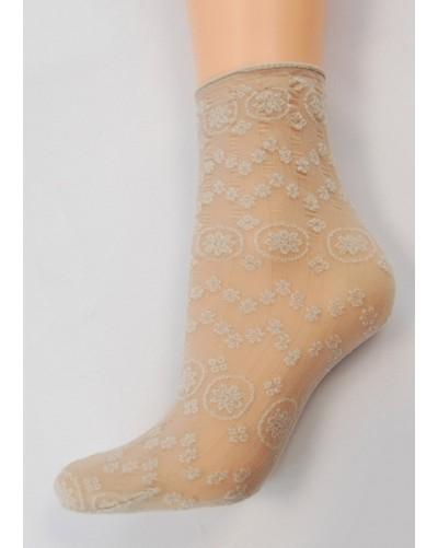 Vzorované ponožky Fabienne