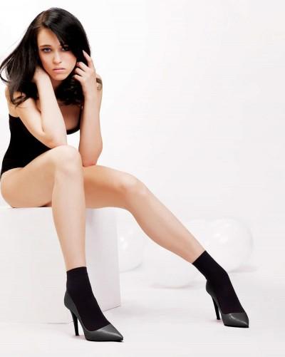 Silonkové ponožky Amelie 60 den