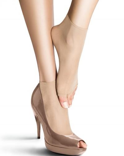 Ponožky s otvorenou špičkou Petki