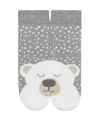 Ponožky s ľadovým medvedíkom