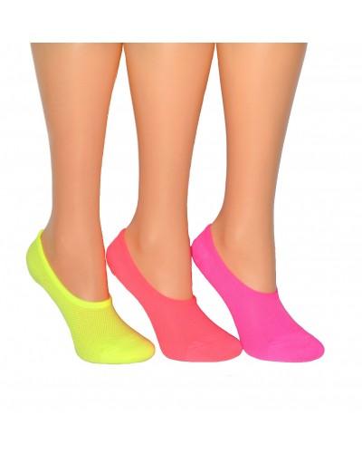 Bambusové balerínkové ponožky
