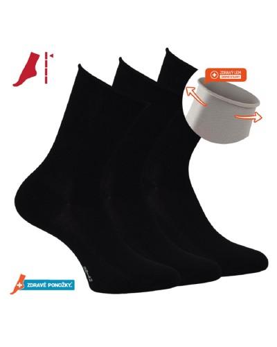 Zdravé ponožky bez gumičiek