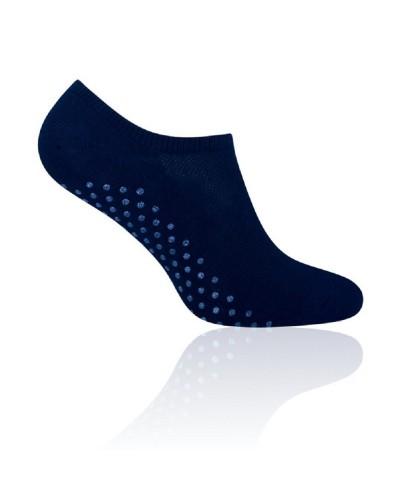 Športové pánske ponožky s protišmykovým ABS chodidlom