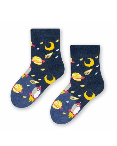 Detské ponožky vesmír