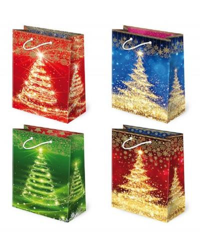 Vianočná taška 16 x 24 x 7 cm