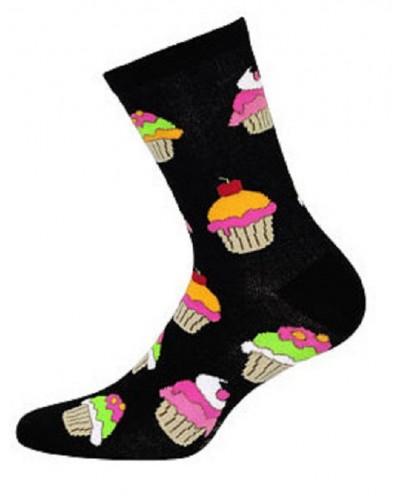 Dámske ponožky Cukrovinka