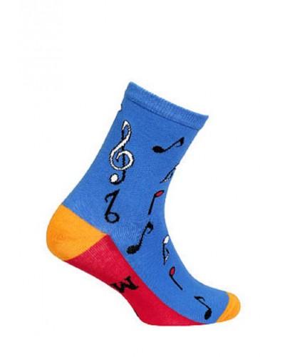 Detské ponožky Noty