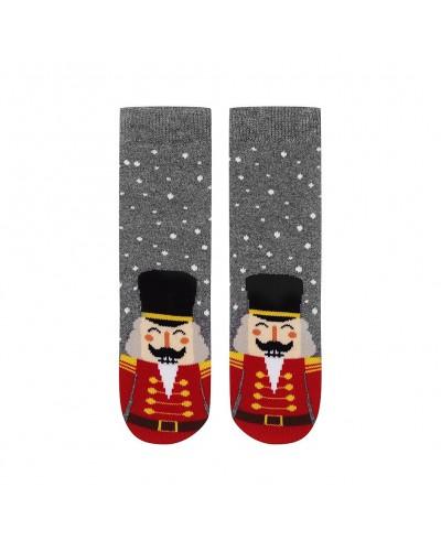 Frotté ponožky s cínovým vojačikom