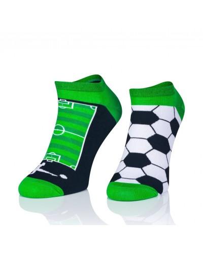 Pánske členkové ponožky Fudbal