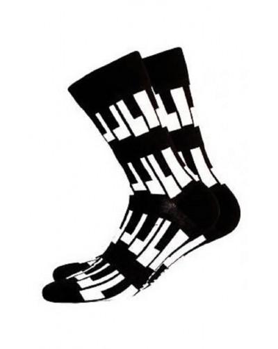 Pánske ponožky Klavír