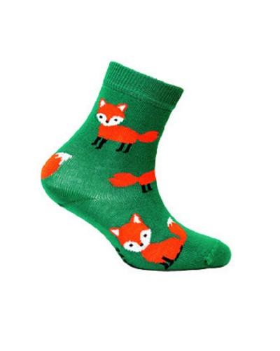 Detské ponožky s líškou