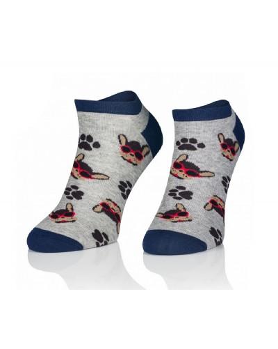 Pánske členkové ponožky Čivava