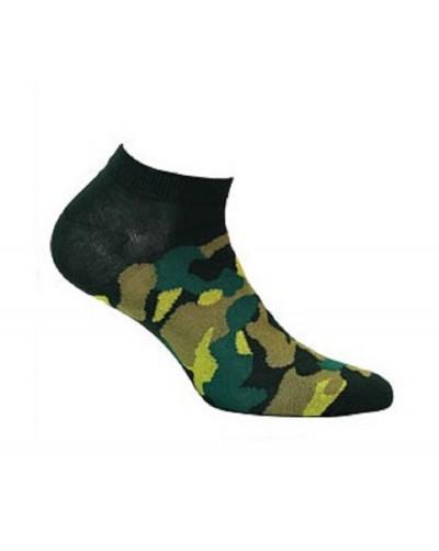 Pánske členkové ponožky so vzorom Army