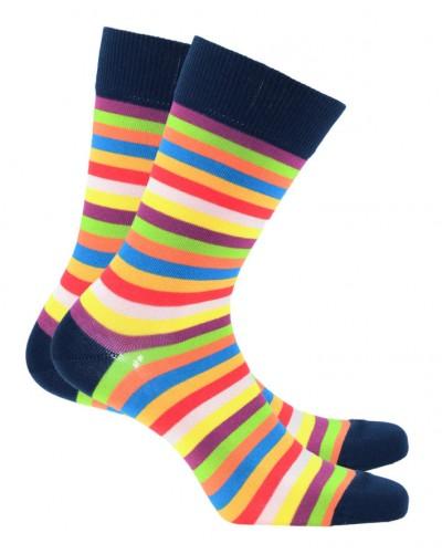 Pánske ponožky Dúha