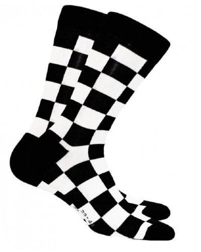 Pánske ponožky Kocky