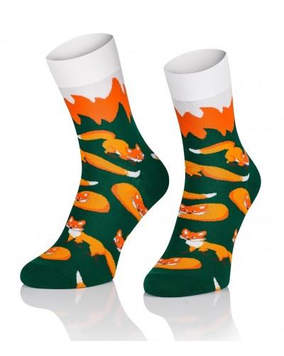 Pánske ponožky Líška